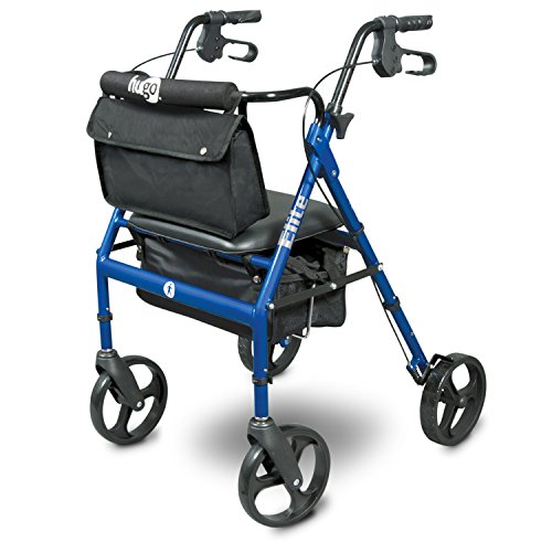 Hugo-Elite-Rollator-Walker-with-Seat-Backrest-and-Saddle-Bag-Blue-0-0