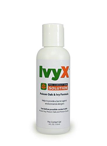 IvyX-poison-oak-ivy-pre-contact-solution-4-oz-plastic-bottle-12-per-case-0