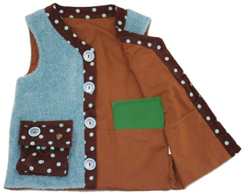 Kozie-Clothes-Girls-Sensory-Weighted-Vest-0