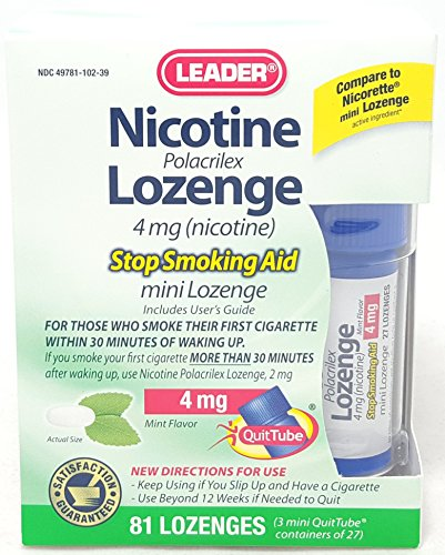 Leader-Nicotine-Lozenges-4-mg-Stop-Smoking-Aid-81-Lozenges-Per-Box-2-Boxes-0