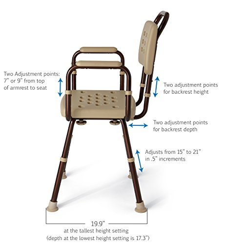 Medline-Elements-Shower-Chair-with-Back-Microban-0-1
