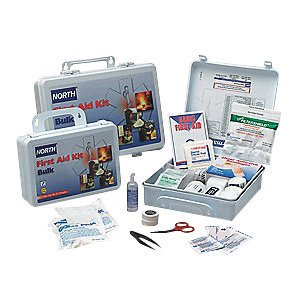 North-By-Honeywell-11-X-15-34-X-3-White-Plastic-Portable-And-Wall-Mount-50-Person-Bulk-First-Aid-Kit-0