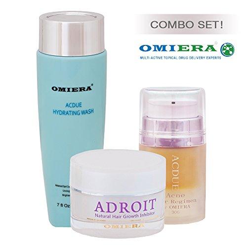 Omiera Acdue Acne Scars Dark Spots Removal Cream (1 0 FL  oz )+