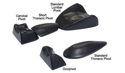 Pivotal-Therapy-System-4-Piece-Set-1-of-each-Occipivot-Cervical-Pivot-Short-Thoracic-Standard-Lumbar-0