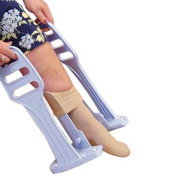 Sammons-Preston-Deluxe-Heel-Guide-Compression-Stocking-Aid-0