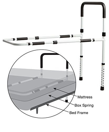 Secure-Adjustable-Bed-Assist-Hand-Rail-with-Floor-Support-Fits-Box-Spring-Bed-Frame-As-Low-As-12-Inches-0-0