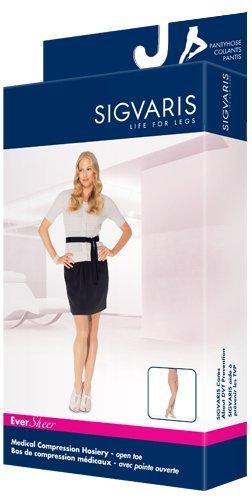 Sigvaris-Ever-Sheer-Pantyhose-20-30mmHg-Womens-Open-Toe-Long-Length-Small-Long-Natural-0