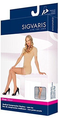 Sigvaris-EverSheer-Thigh-High-15-20mmHg-Womens-Open-Toe-Short-Length-Small-Short-Natural-0