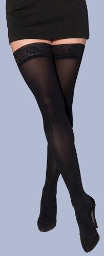 Sigvaris-Soft-Opaque-Thigh-High-20-30mmHg-Womens-Closed-Toe-Short-Length-Small-Short-Black-0