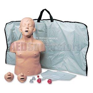Simulaids-Brad-Jr-with-Carry-Bag-0