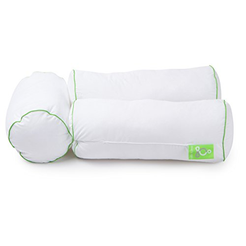 Sleep-Yoga-Multi-position-Body-Pillow-Chiropractor-designed-Cervical-Pillow-to-Improve-Posture-Flexibility-and-Sleep-Quality-0
