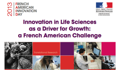 French American Innovation Days Header