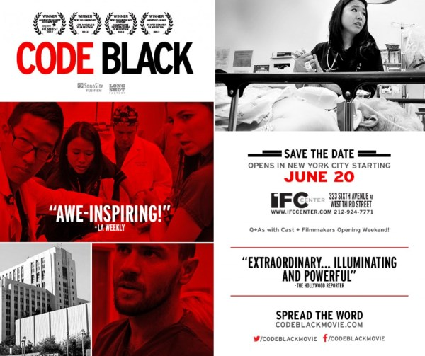 CODE BLACK SaveTheDate_NY