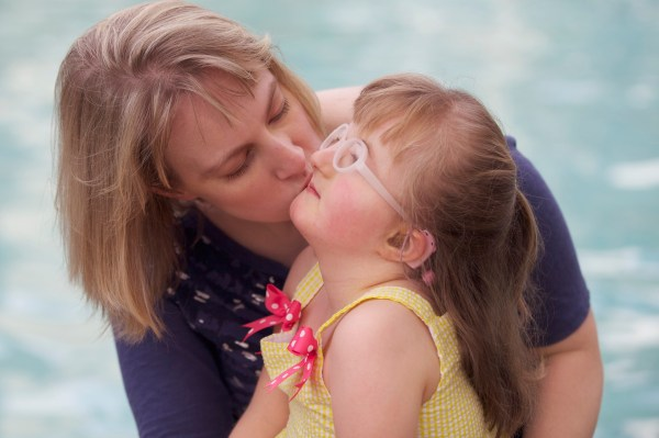 Catherine Rose and daughter, Alexis. Catherine Lacey Photography.