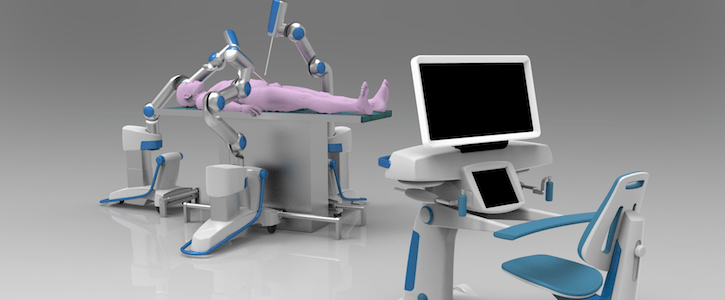 xsurgical,robotic surgery,boston digital health,boston medtech