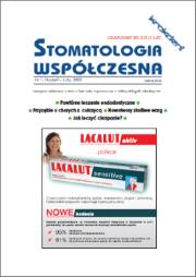 Stomatologia Współczesna nr 1/2009