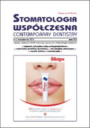 Stomatologia Współczesna nr 3/2014