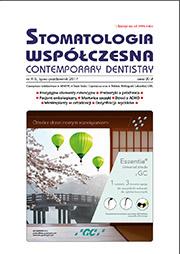 Stomatologia Współczesna nr 4-5/2017