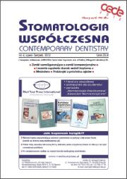 Stomatologia Współczesna nr 4/2012