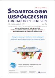 Stomatologia Współczesna nr 5/2014