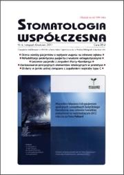 Stomatologia Współczesna nr 6/2011