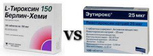 Photo of Эутирокс або L-Тироксин: що краще