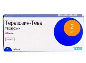 Photo of Препарат від тиску і при гіпертрофії простати, Теразозин: застосування, особливі вказівки