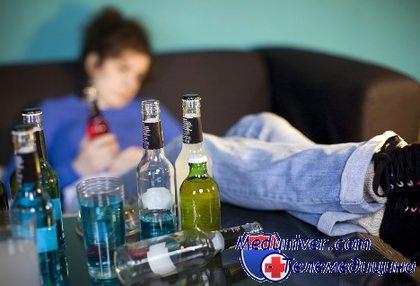 Разница между пьяницей и алкоголиком