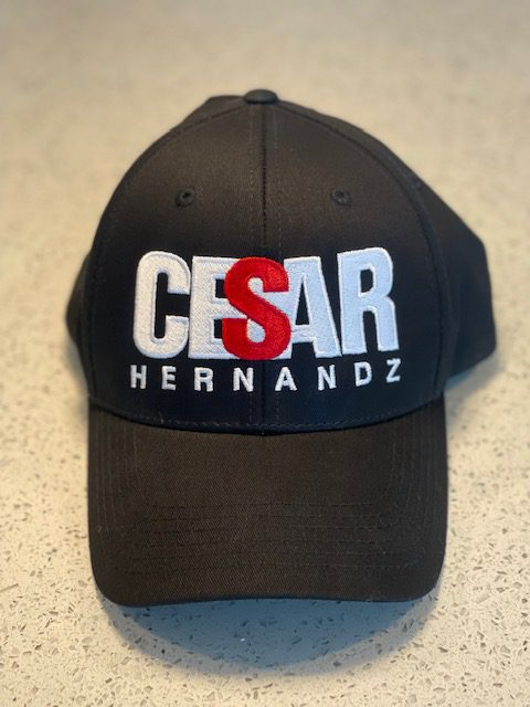 DJ Cesar HernandZ Baseball Cap