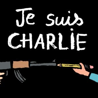 """Je suis Charlie"""