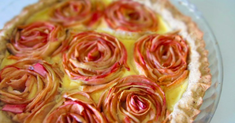 Rožābolu kūka