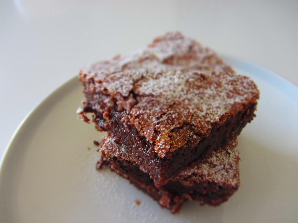 Braunijs/brūnītis (brownie)