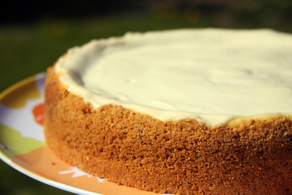 New York Cheesecake (Ņujorkas siera kūka)