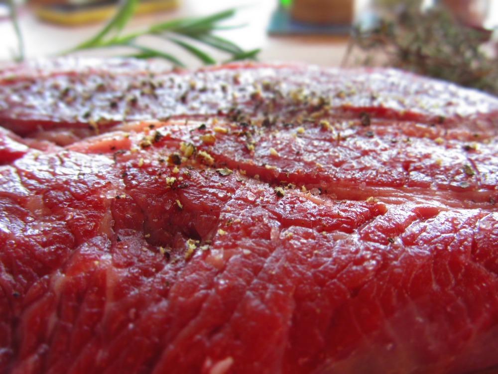Garšvielas steikam - sāls un pipari