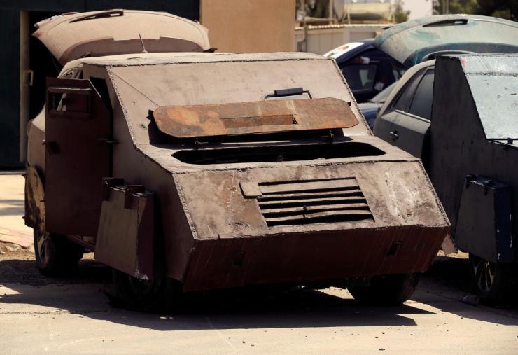 vEIhXZPgvX--97lxoFDNtw Джихад-мобили во всей красе. Машины смерти представлены в Ираке