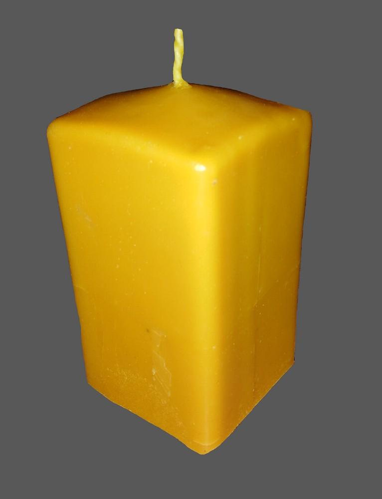 свеча большая из пчелиного воска