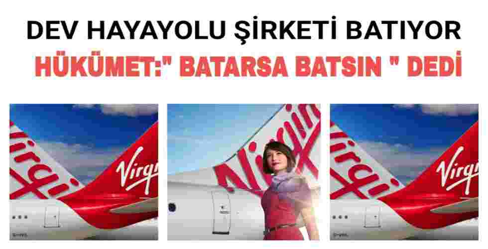 Virgin Australia İflas