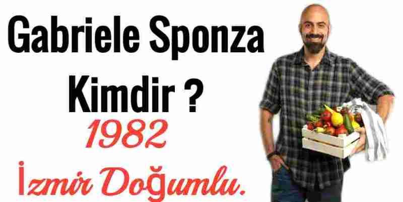 Gabriele Sponza Kimdir