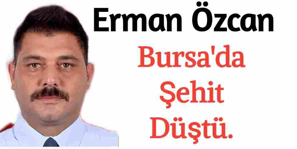 Erman Özcan Bursa