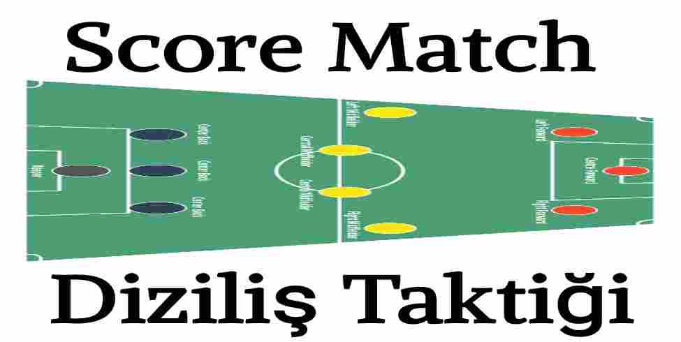 Score Match Diziliş