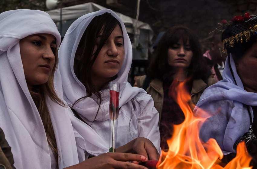 What happened to the Yazidis?