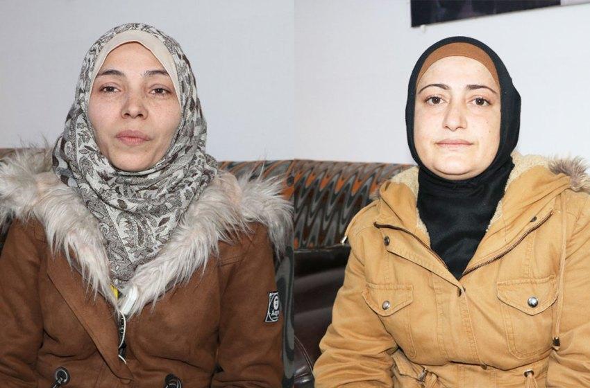 Şêrîvan Mihemed and Widad Helebî: Act against the 'occupation' of Afrin