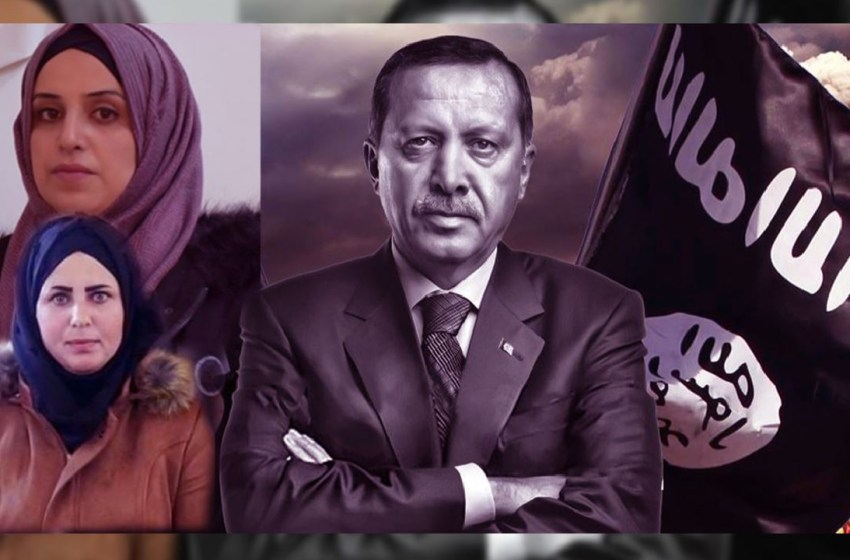 AKP and ISIS, Partners in Crimes Against Women