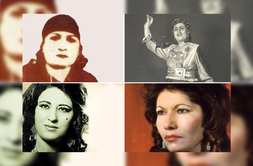 Woman Dengbêjs lead the Kurdish cultural struggle and women's struggle against patriarchy