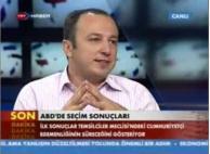 TRT'de canlı yayınlanan Amerikan Seçimleri Programı Özel Konuğu, Kasım 2012