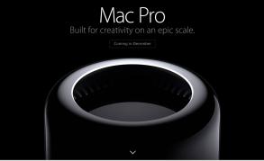 Mac Pro en seksi ve güçlü bilgisayar