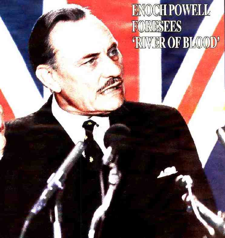 Enoch Powel was Right!  Enoch Powell mal pravdu!