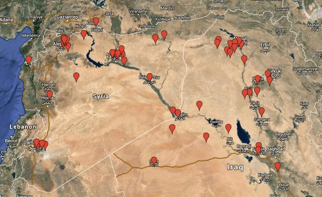 Výcvikové tábory ISIS