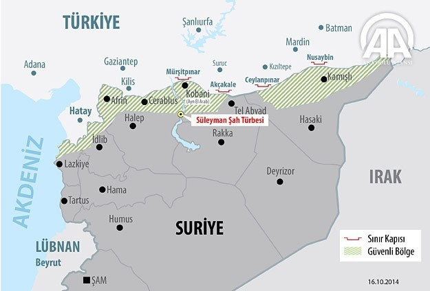 Syria Buffer-Zone-AKP