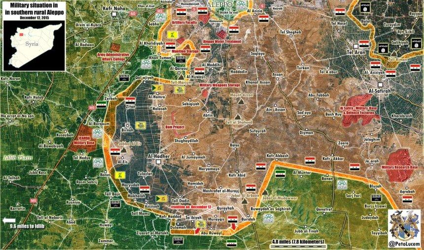 Juhovychod Aleppo